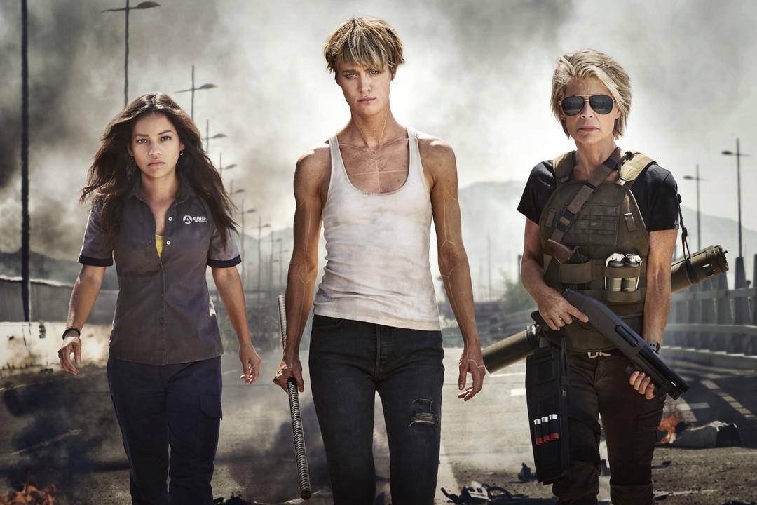 Terminator - Dark Fate: Erste Bilder - Bild 2 von 7
