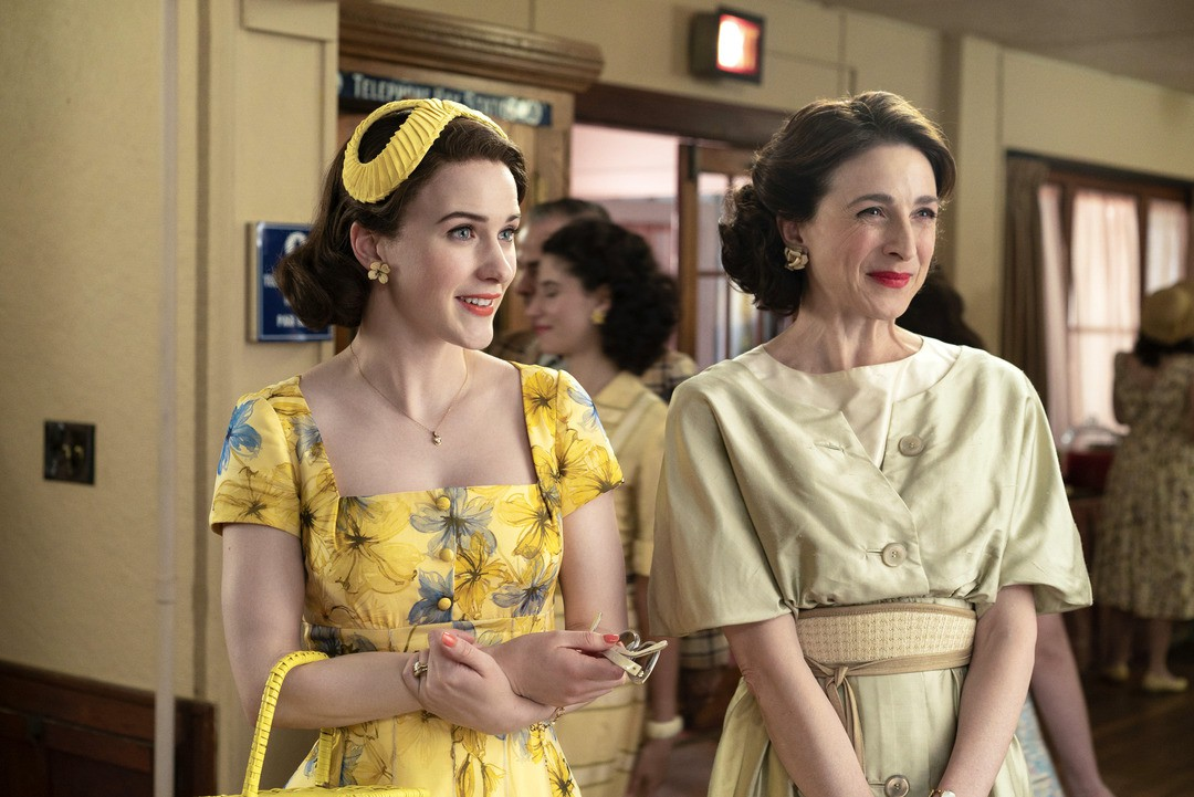 The Marvelous Mrs. Maisel Staffel 2 Trailer - Bild 1 von 20