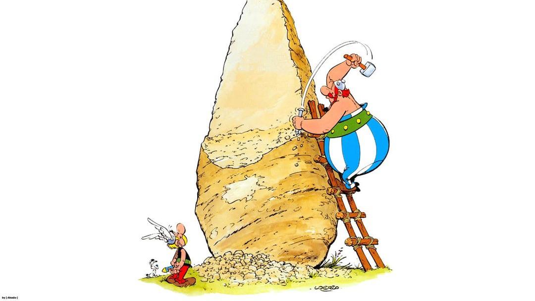 Asterix - Operation Hinkelstein Trailer - Bild 1 von 8