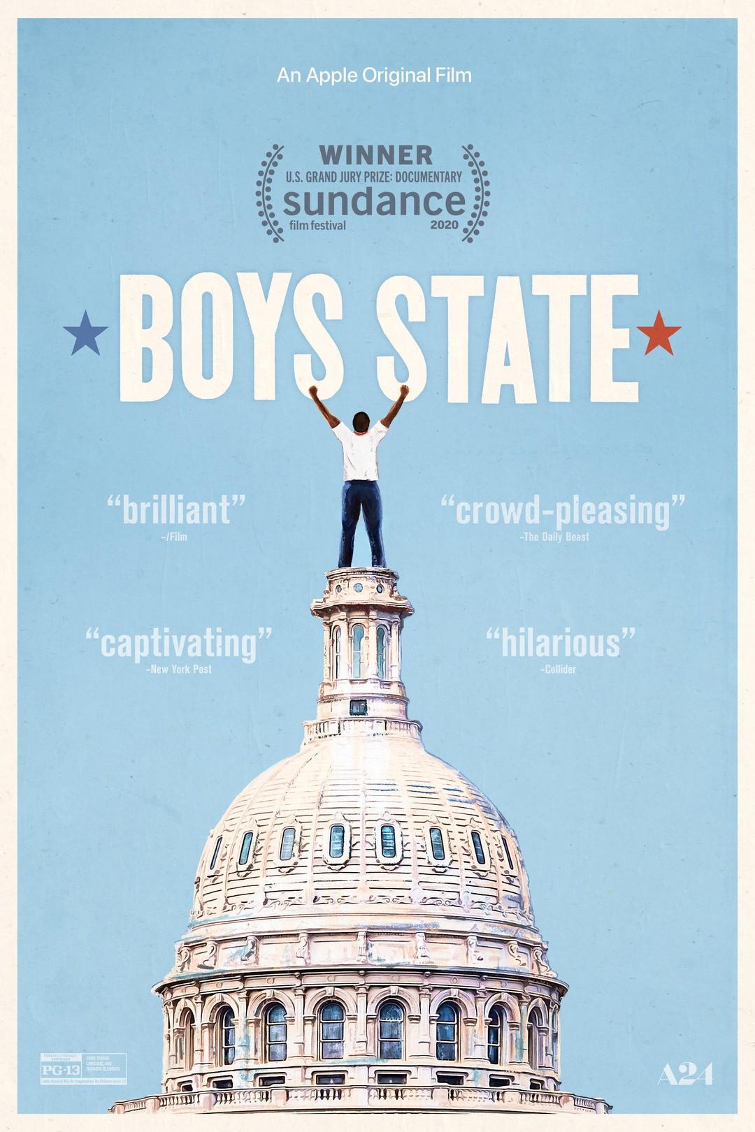 Boys State Trailer - Bild 1 von 9