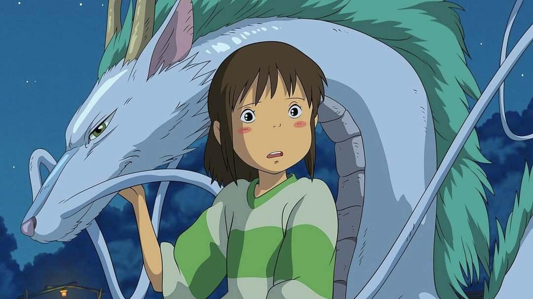 Chihiros Reise Ins Zauberland - Bild 3 von 24