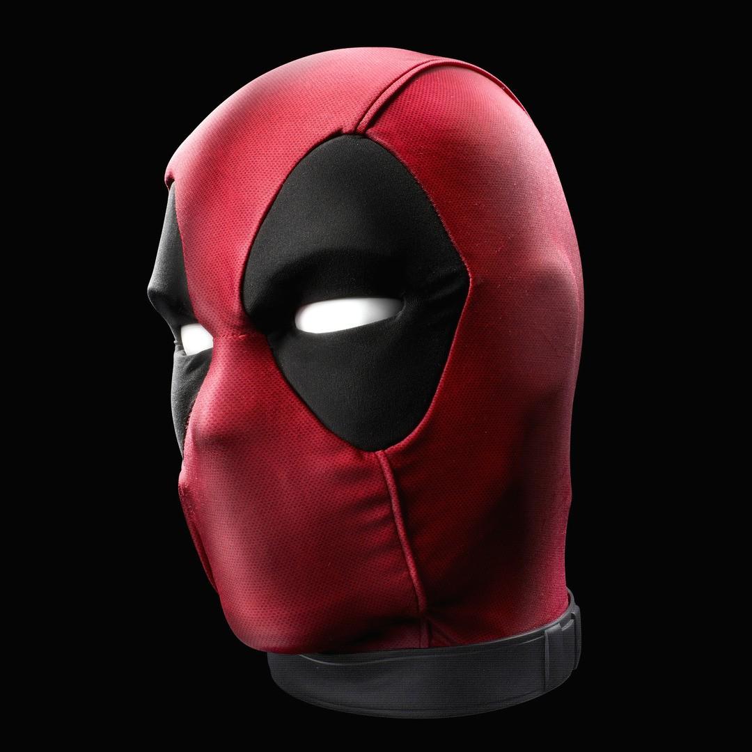 Deadpool: Interaktiver Kopf mit 600 Sounds als Gadget - Bild 1 von 7