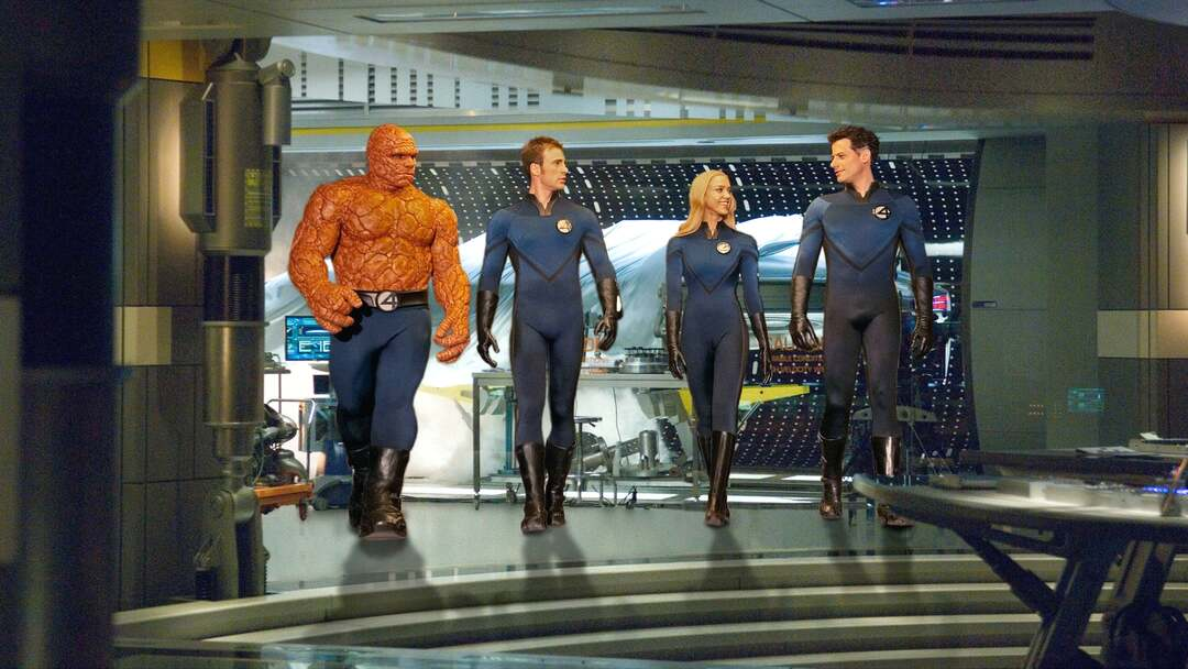 Fantastic Four: Rise Of The Silver Surfer Trailer - Bild 1 von 12