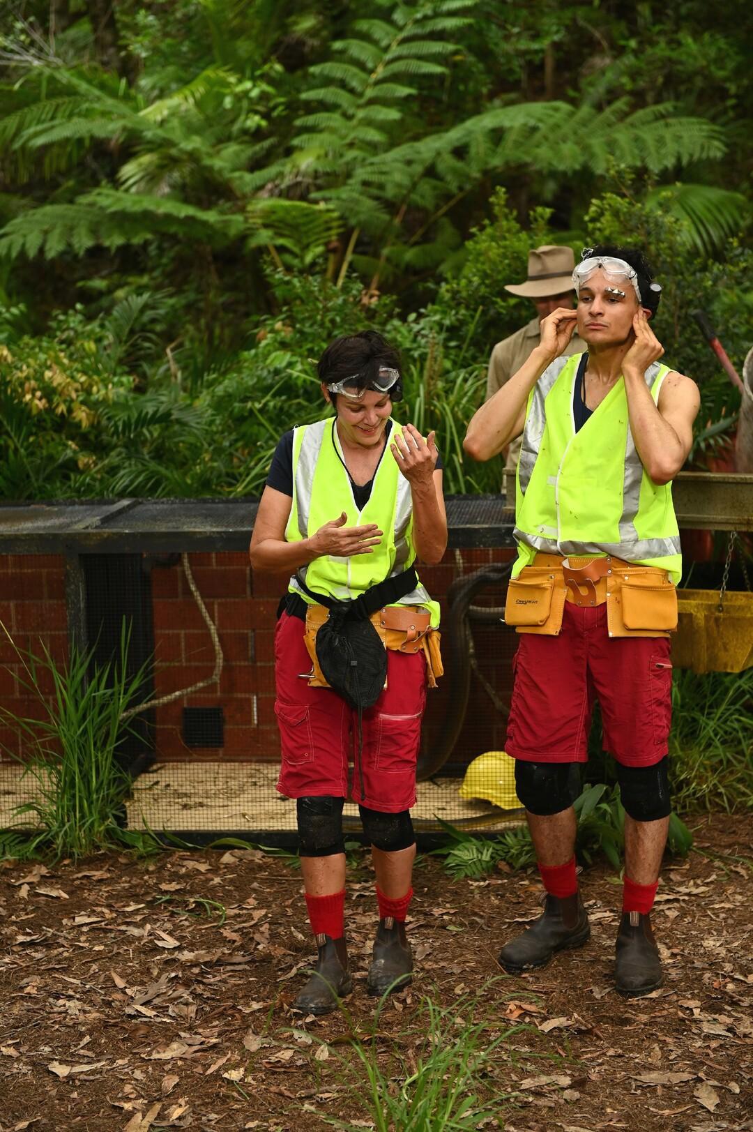 Dschungelcamp 2020: Tag 10 - Elena zeigt Schwäche - Bild 1 von 77