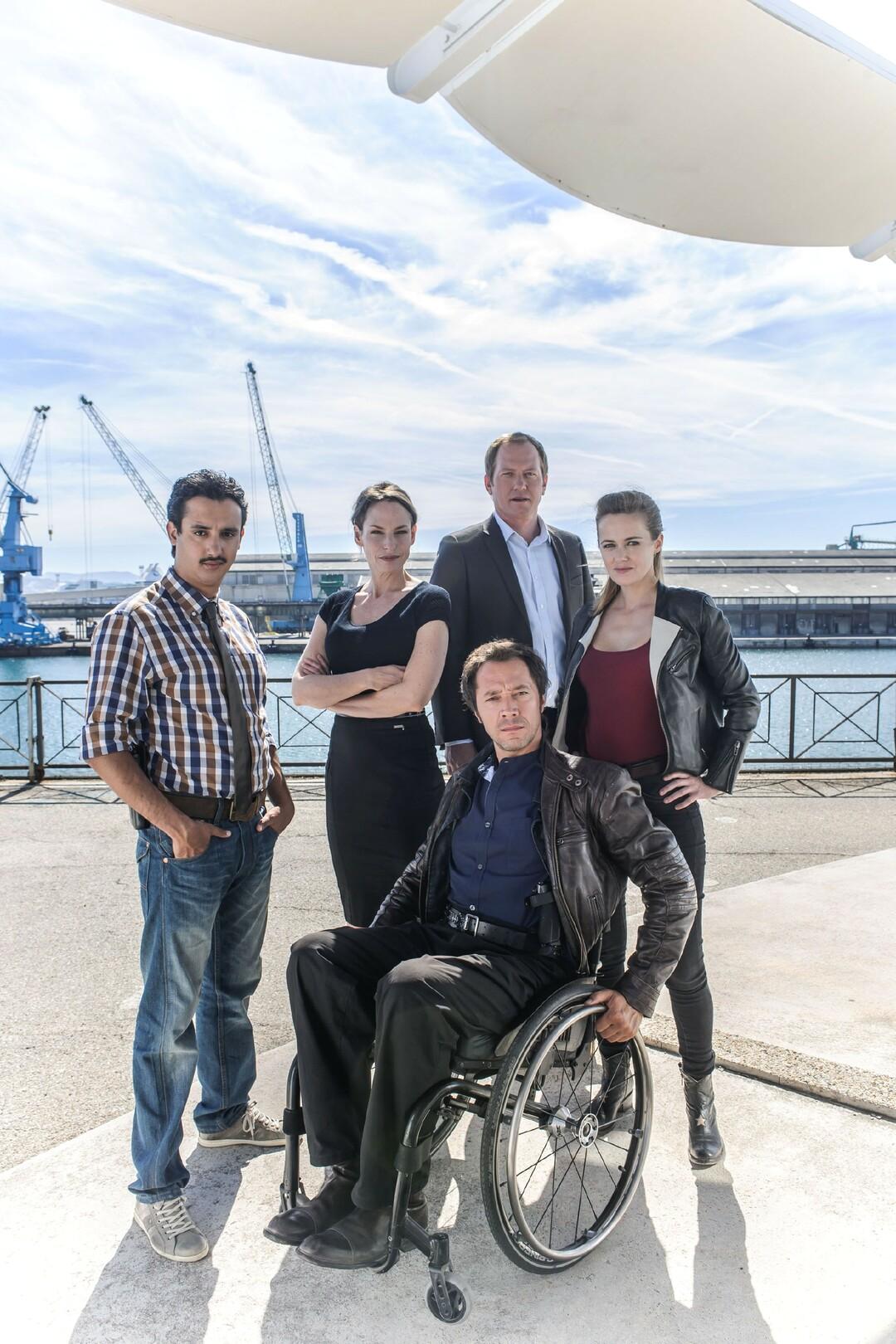 Kommissar Cain: Neuer TV-Cop im Rollstuhl - Bild 1 von 7