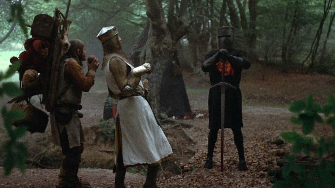 Monty Python: Die Ritter Der Kokosnuß Trailer - Bild 1 von 9