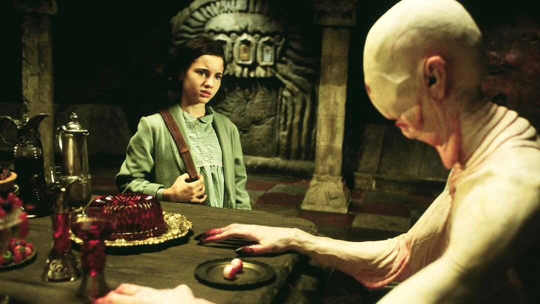 Pans Labyrinth Trailer - Bild 1 von 8