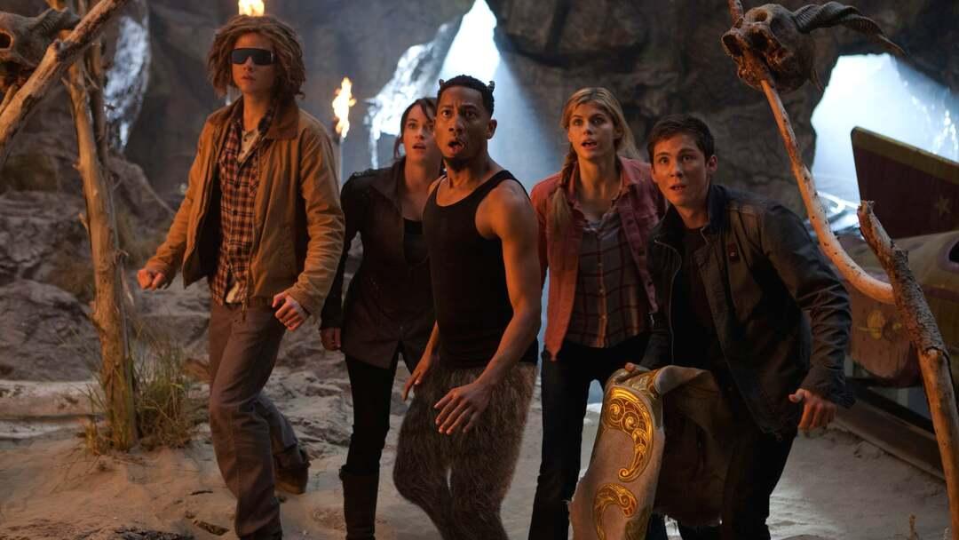 Percy Jackson: Im Bann Des Zyklopen Trailer - Bild 1 von 3