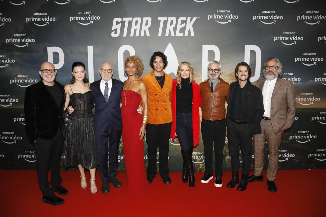 Star Trek: Picard - Serien-Premiere in Berlin - Bild 1 von 29