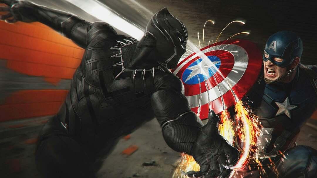 The First Avenger - Civil War Trailer - Bild 1 von 16
