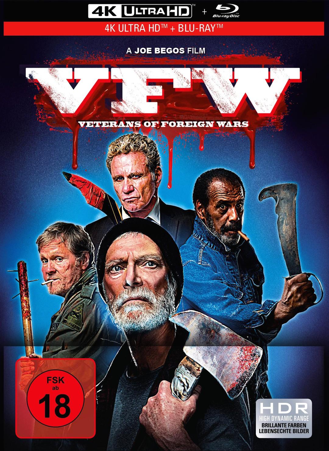 VFW Trailer - Veterans of Foreign Wars - Bild 1 von 13