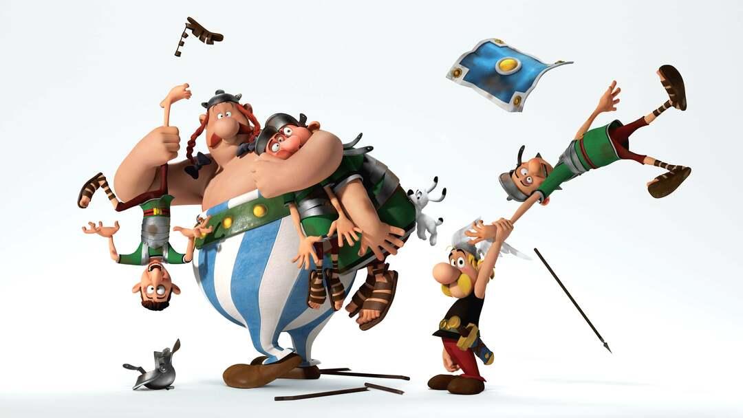 Asterix Im Land Der Götter Trailer - Bild 1 von 7
