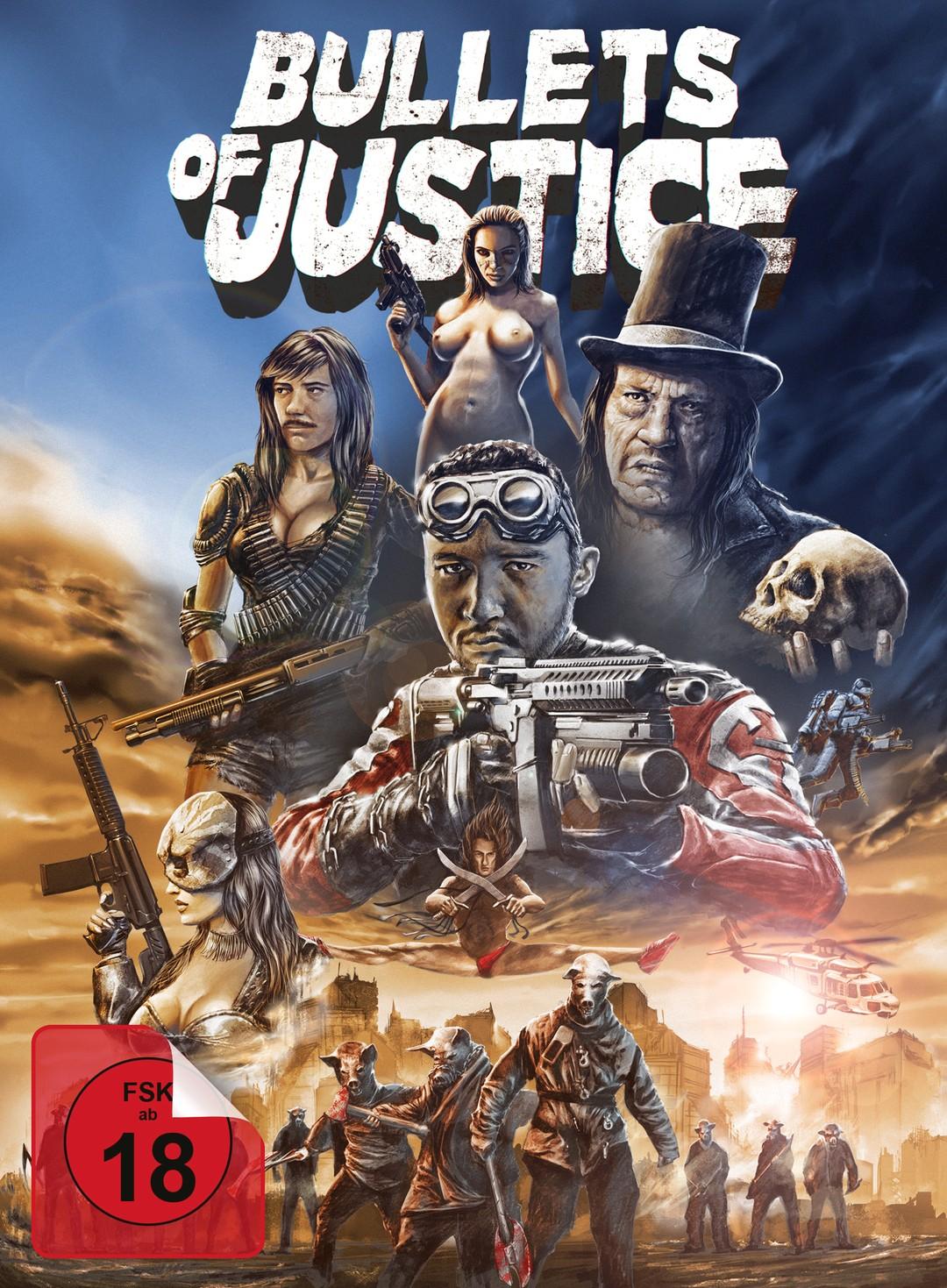 Bild zu Bullets of Justice