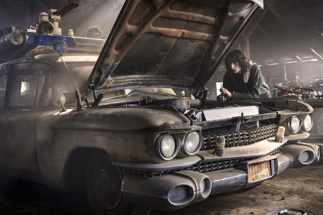 Bild zu Ghostbusters: Legacy