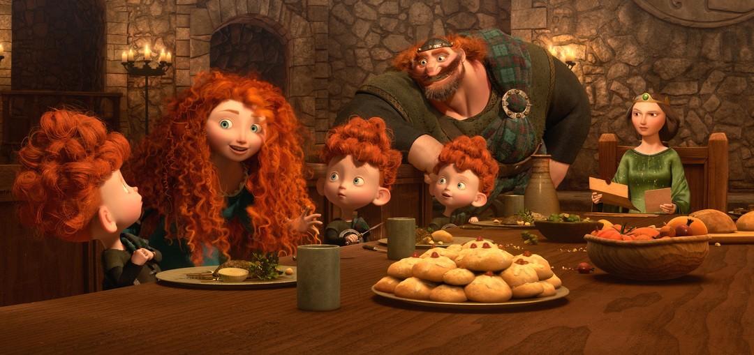 Merida - Legende Der Highlands Trailer - Bild 1 von 5