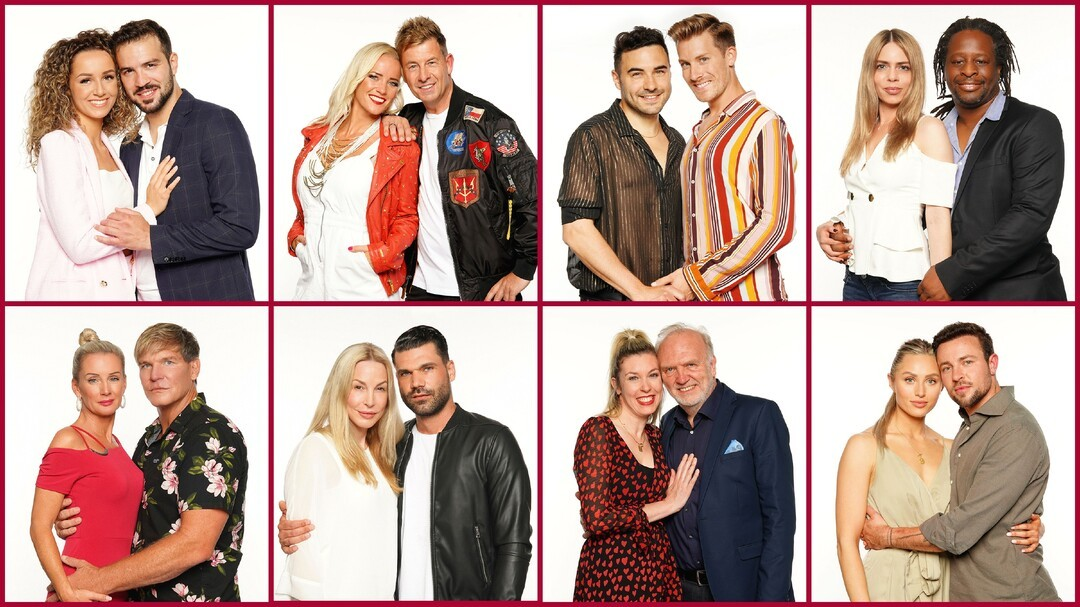 """Diese 8 Promi-Paare wohnen ab sofort im """"Sommerhaus der Stars"""""""