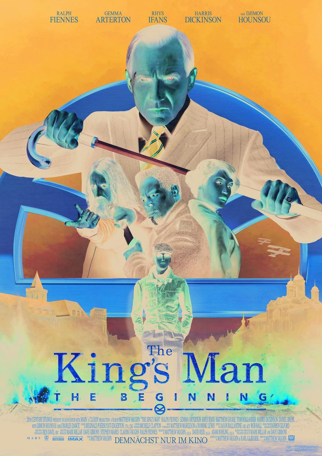 Bild zu The King's Man - The Beginning