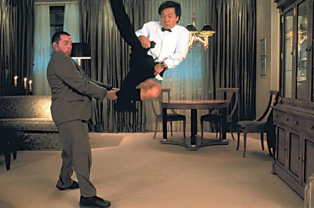 Bild zu The Tuxedo - Gefahr im Anzug